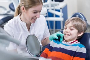 FEBRUARY IS NATIONAL CHILDREN'S DENTAL MONTH